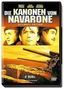 Die-Kanonen-von-Navarone-2-DVDs-von-J-Lee-Thompson-DVD-Zustand-sehr-gut