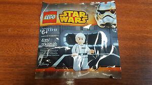 LEGO STAR WARS Minifig Admiral YULAREN Polybag 6107180 Minifigure RARE NEW !!