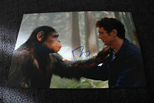 "JAMES FRANCO signed Autogramm auf ""PLANET DER AFFEN: PREVOLUTION"" Foto InPerson"