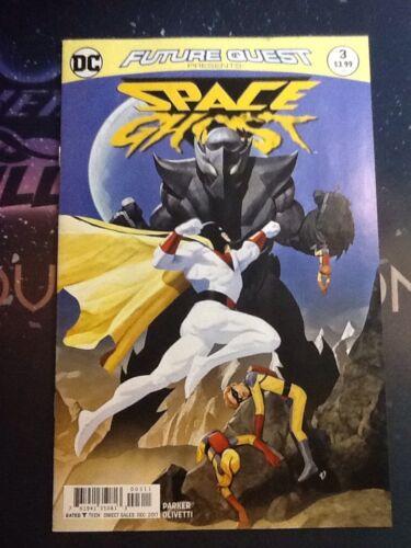FUTURE QUEST PRESENTS #3 SPACE GHOST DC COMIC VF//NM CBY076