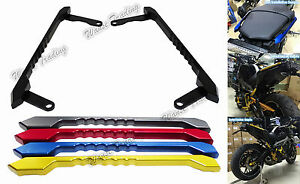 CNC-Rear-Pillion-Seat-Grab-Bar-Handle-Hand-Rail-Fit-2013-2016-YAMAHA-MT-09-FZ-09