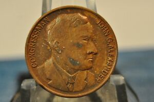 1940-Relect-Alexander-to-Congress-Token