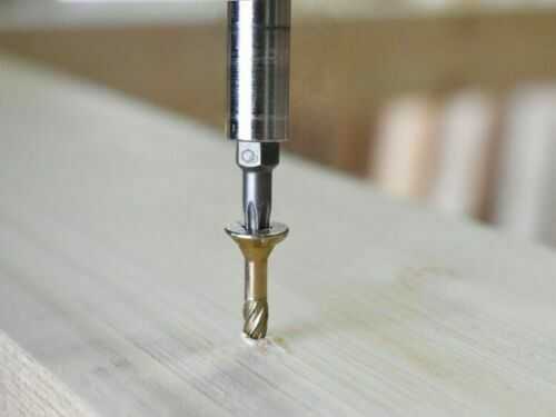 Holzbauschrauben Konstruktionsschrauben Senkkopfschrau 3 3,5 4 4,5 5 6 8 10 TORX