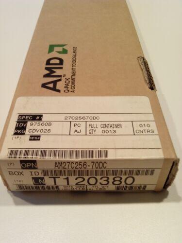 AMD 27C25670DC Eprom  10 PC/'s