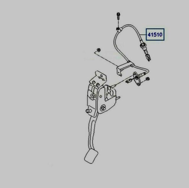 Genuine Hyundai i10 Clutch Pedal 328020X800