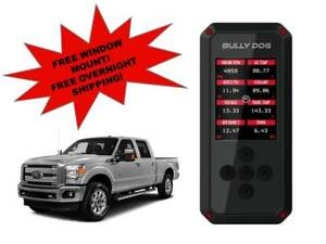 bully dog bdx 40470 tuner programmer for 2013 2019 ford f 250 rh ebay com