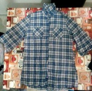 Lotto-162-bis-donne-vestito-abito-camicia-lunga-mini-abito-corto-spalle-38-cm