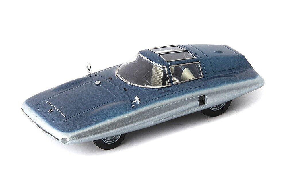 Covington Tiburon Shark  blu  1961 (Autocult 1 43   AC04016)