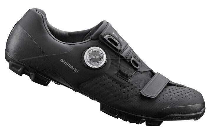 Shimano XC5 MTB XC Boa Mountain Bike Cycling schoenen zwart SH-XC501 45 (US 10.5)