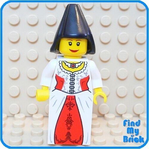 C250 Lego Castle Pirates Queen Princess Minifigure NEW