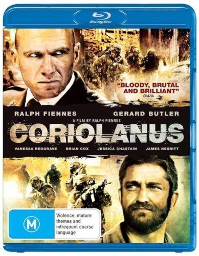 1 of 1 - *New & Sealed* Coriolanus (Blu-ray, 2012)