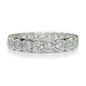 2-00-ct-F-VS2-ROUND-BRILLIANT-CUT-ETERNITY-WEDDING-BAND
