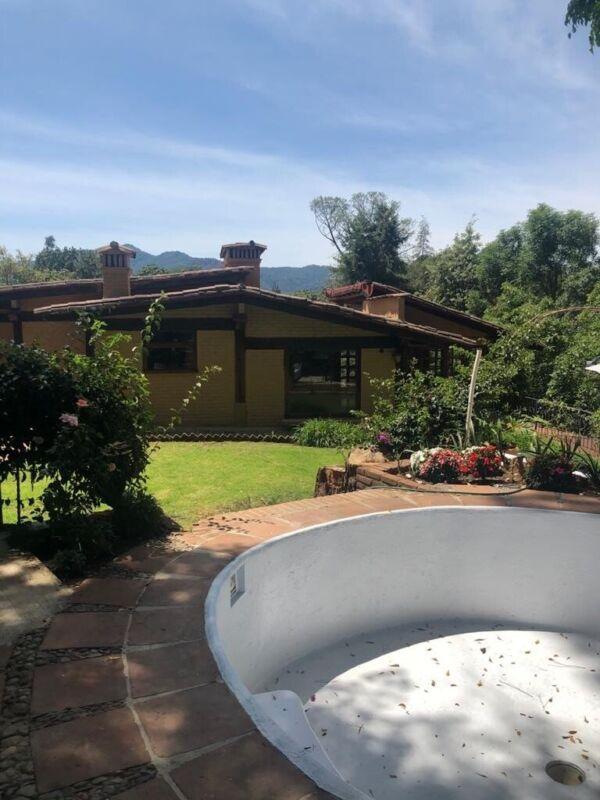 Casa en renta en Monte Alto, Valle de Bravo