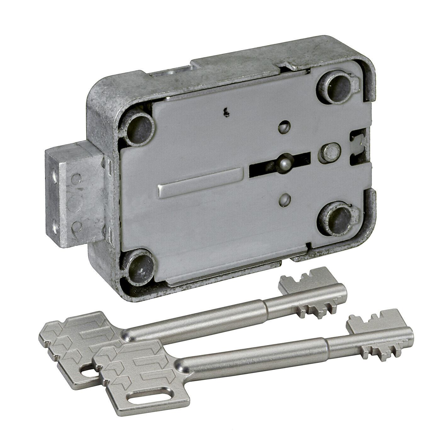 Tresorschloss MAUER 71111 VdS Kl.I inkl. Doppelbartschlüssel 90 mm