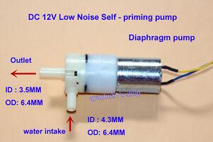 Dc12v high flow low noise hot water pump diaphragm pump self priming image is loading dc12v high flow low noise hot water pump ccuart Images