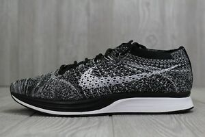 purchase cheap 34bca 88e1e Image is loading 30-New-Nike-Flyknit-Racer-Oreo-2-0-