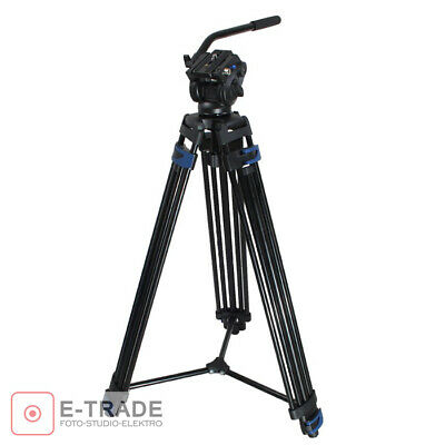 Stative Fluid Pan Head OIL HEAD Camera up to 15kg Professional ...