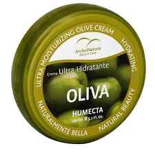 Andes Nature Ultra-moisturizing Olive Cream, 5.12 oz (Pack of 3)