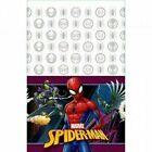 Spiderman Webbed Wonder Party Supplies Table Cover Plastic 137cm X 243cm