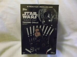 Star Wars Rogue One Series 1 Factory Sealed Blaster Box