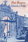 Essays on Pope by Pat Rogers (Paperback, 2006)