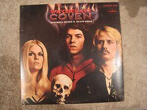 Coven-Witchcraft-Destroys-Minds-amp-Reaps-Souls-SUPER-RARE-PROMO-vinyl-LP