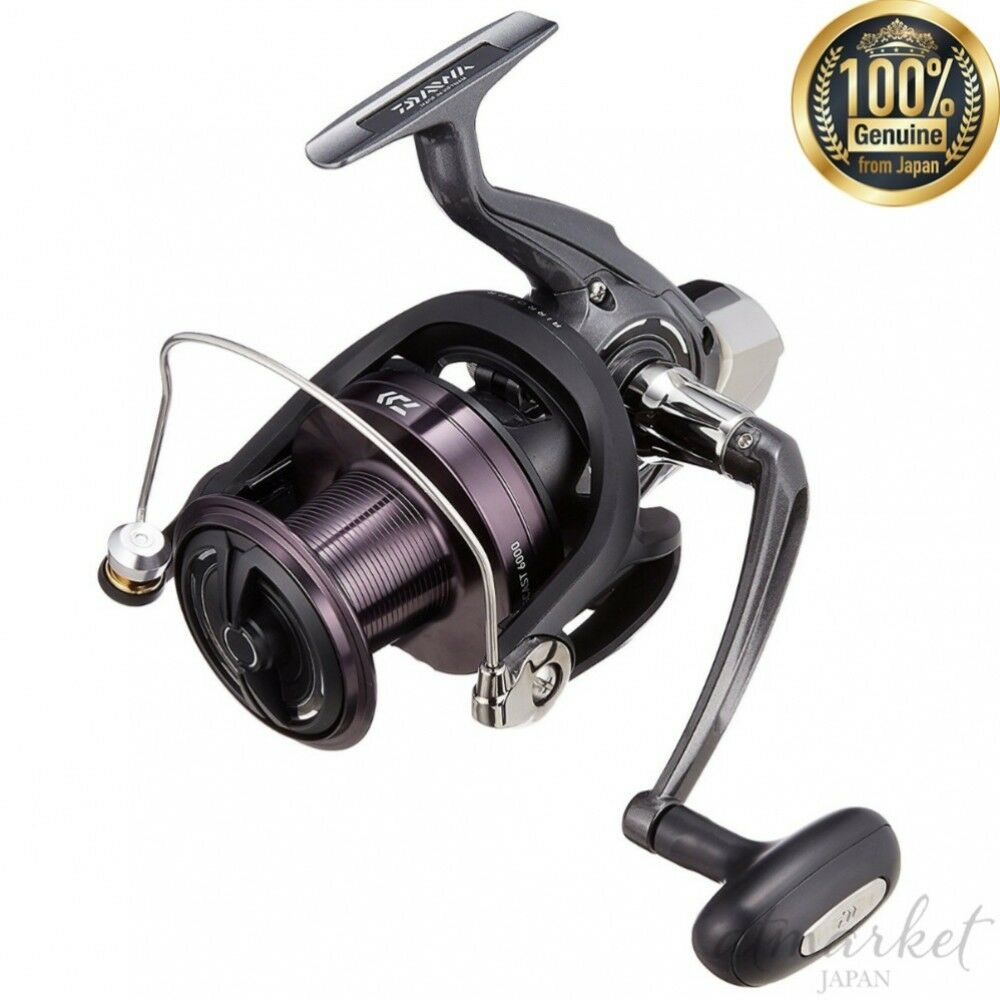 DAIWA 17 CROSSCAST 6000 Surf Casting Reel NEW from JAPAN F S