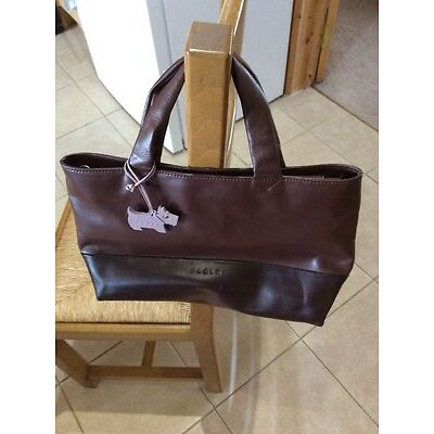 Brown Leather Radley Bag  Excellent Condition Free Postage