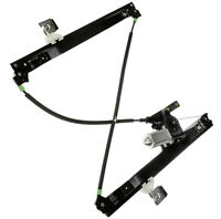 Power Window Regulator W/ Motor Lh Front / 02-09 Gmc Envoy 2020370