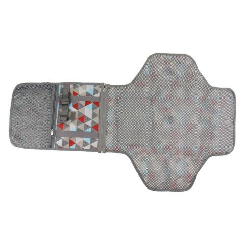 Tragbare Baby Travel Wickelauflage für Wickeltasche