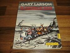 Gary Larson -- ENTWICKLUNG der UNARTEN // Hardcover  in 1. Auflage von 1993