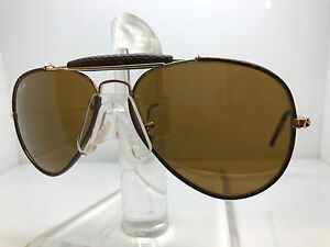 da79ba70cd New Ray Ban Sunglasses RB3422Q 9041 58MM BROWN LEATHER BROWN LENS