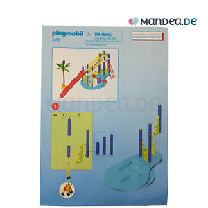 Playmobil 6670 Anleitung 30828143 Bauanleitung Anleitung