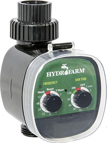 Electronic Water Timer BLACK & GREEN Outdoor Living Fast Shipping
