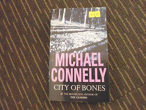 City-of-Bones-by-Michael-Connelly-Paperback-2009-GREAT-AUTHOR-GREAT-READ