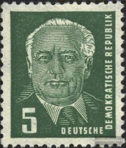 DDR-322-gestempelt-1952-Praesident-Wilhelm-Pieck-II