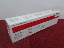 OKI C8600/C8800 Origanal Toner Cartridge Magenta 43487710