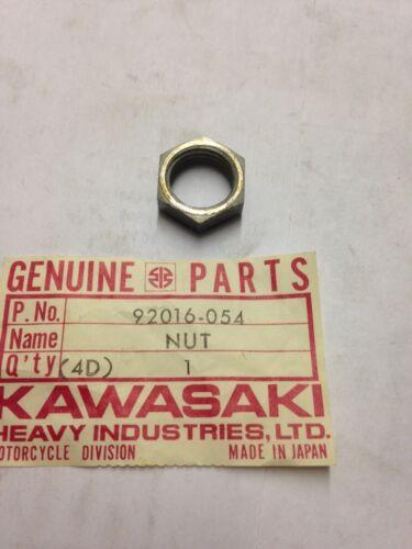 Kawasaki KZ400 KL250 KZ200 Lock Nut 92016-054 NOS