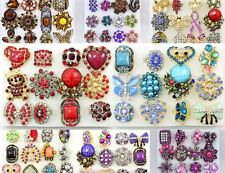 50 RINGS WHOLESALE LOT CHIC COCKTAIL COSTUME JEWELRY
