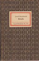 IB 331(2) - Jacob Burckhardt: Briefe  EA 1946   Br.