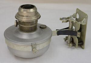 Vintage Aladdin Industries Inc. Nashville RR Caboose Lamp Model C w. Bracket