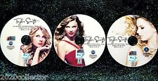 TAYLOR SWIFT In-Store Promotional Reel Music Video 3 BLU-RAY DVD Set 43 Videos