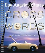 Los Angeles Times Crosswords 22: 72 Puzzles from the Daily Paper, , , Very Good,