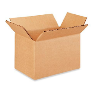 100-6x4x4-Cardboard-Paper-Boxes-Mailing-Packing-Shipping-Box-Corrugated-Carton