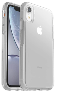 OtterBox-SYMMETRY-CLEAR-SERIES-Case-for-iPhone-XR-Retail-Packaging-CLEAR