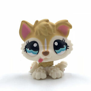 Lps Toys Pet Shop Dog Puppy Dog 1013 Yellow Dog Collection For Girl S Ebay