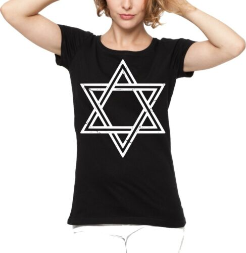 Star Of David Women/'s Fit T-shirt All Sizes//Cols As Worn By Siouxsie Sioux