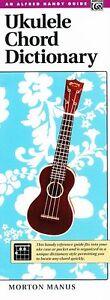 """""""ukulele Chord Dictionary"""" Un Alfred Handy Guide Music Book Neuf En Promotion!!!-afficher Le Titre D'origine Pour Assurer Une Transmission En Douceur"""