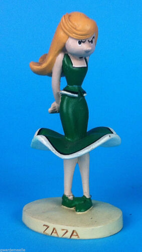 FIGURINE ZAZA   ASTERIX PLASTOY COLLECTION