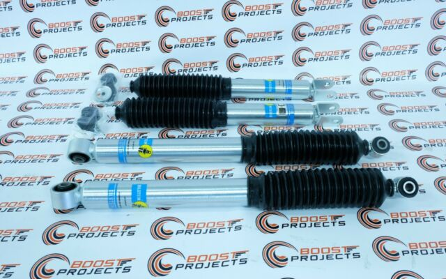 NEW BILSTEIN FRONT /& REAR SHOCKS FOR 00-06 CHEVY AVALANCHE SUBURBAN TAHOE YUKON /& XL 1500 WITH A 0 TO 2.5 LIFT 5100 SERIES SHOCK ABSORBERS 2000 2001 2002 2003 2004 2005 2006